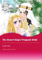 Cover THE DESERT KING'S PREGNANT BRIDE oleh Annie West