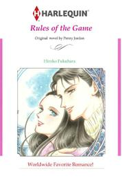 RULES OF THE GAME by Penny Jordan Cover