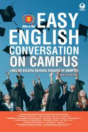 Cover Easy English Conversastion on Campus oleh