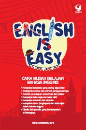 Cover English is Easy oleh Diana Christianti