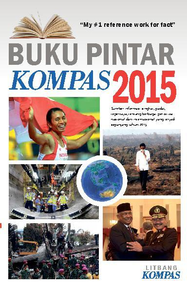 Buku Digital BUKU PINTAR KOMPAS 2016 oleh Litbang KOMPAS