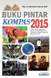 Cover BUKU PINTAR KOMPAS 2016 oleh Litbang KOMPAS