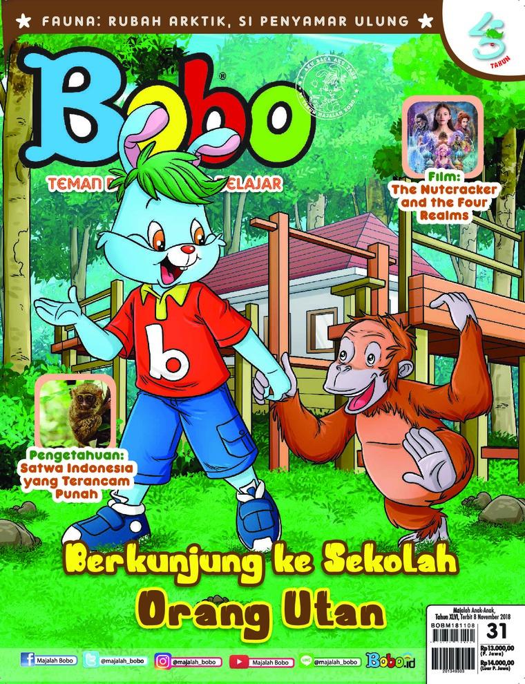 Majalah Digital Bobo ED 31 November 2018