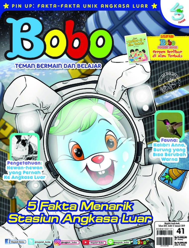 Bobo Digital Magazine ED 41 January 2019