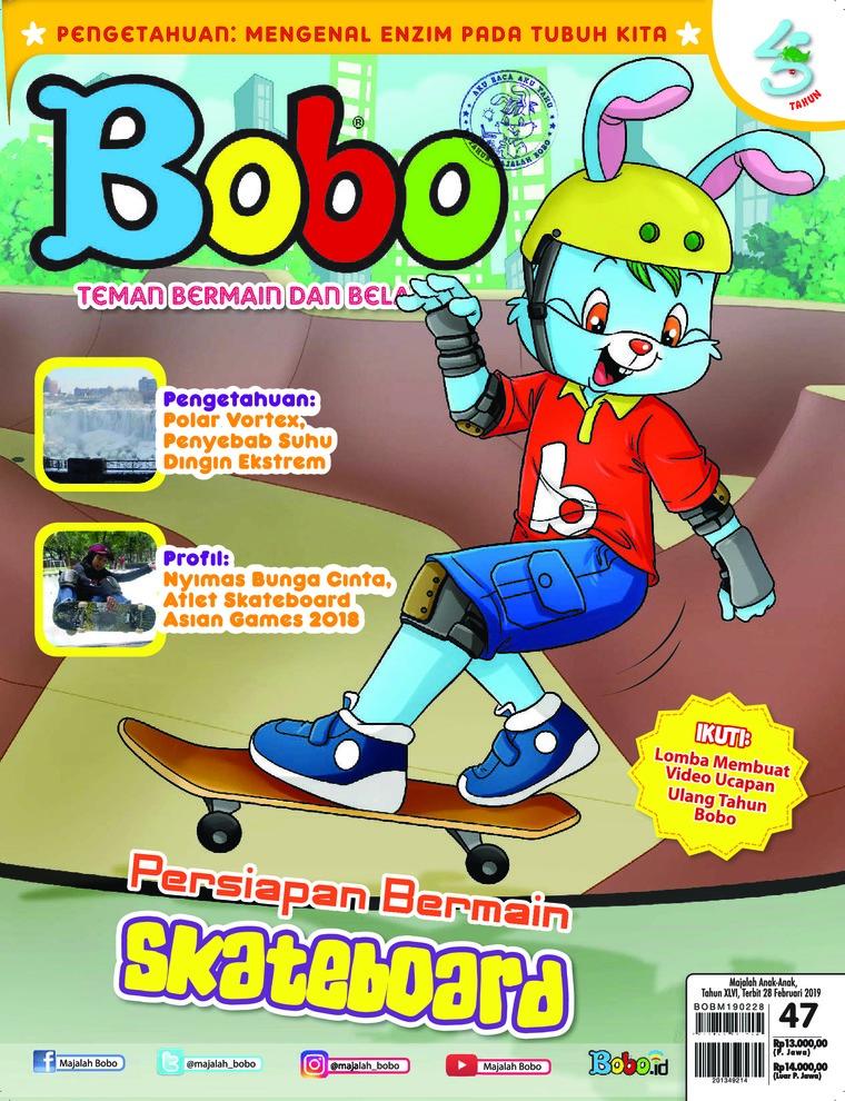 Bobo Digital Magazine ED 47 February 2019