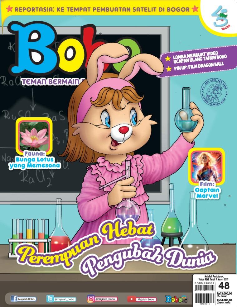 Majalah Digital Bobo ED 48 Maret 2019