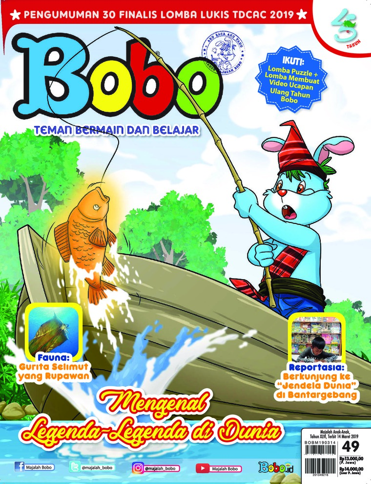 Bobo Digital Magazine ED 49 March 2019