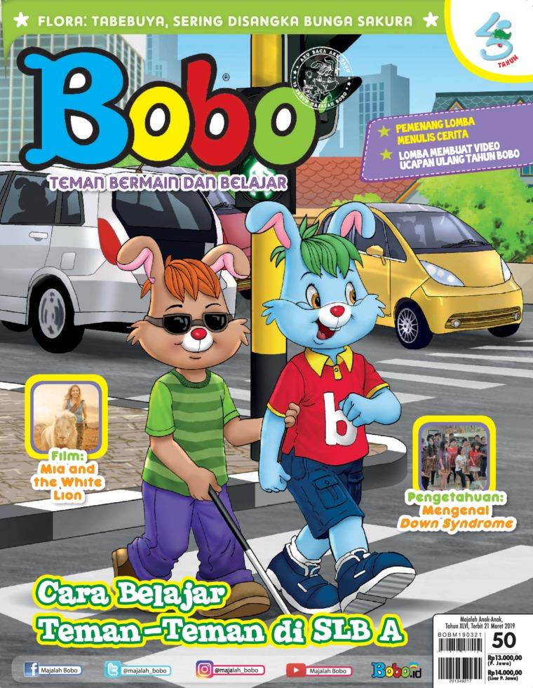 Bobo Digital Magazine ED 50 March 2019