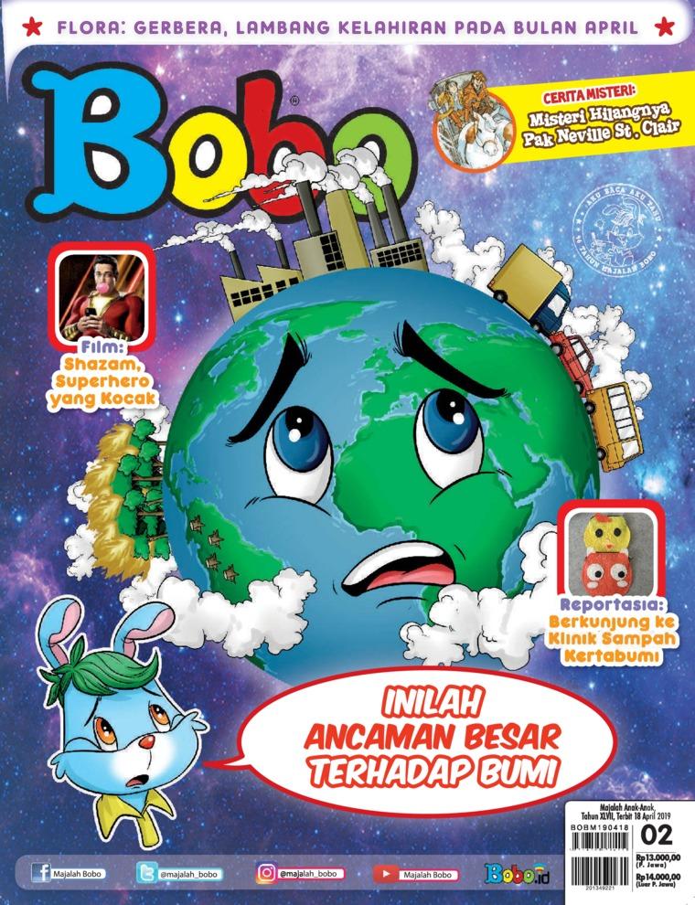 Bobo Digital Magazine ED 02 April 2019