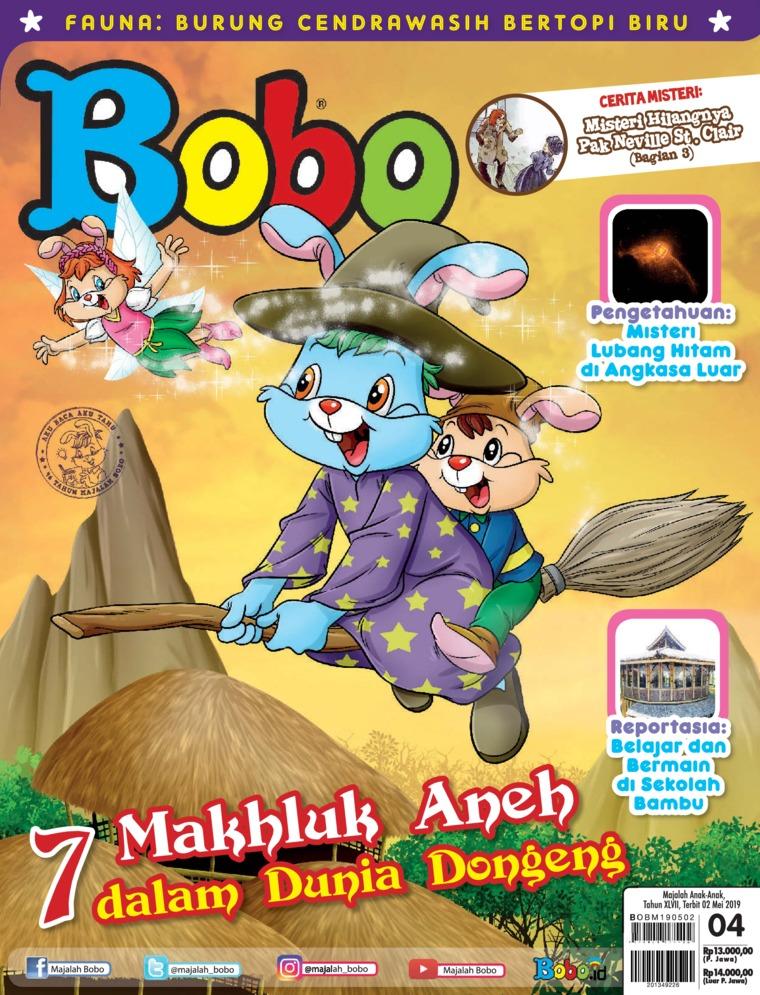 Bobo Digital Magazine ED 04 April 2019