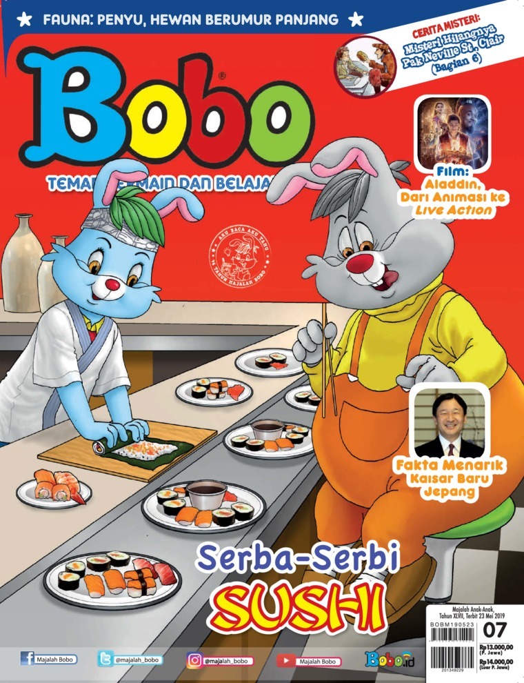 Bobo Digital Magazine ED 07 May 2019