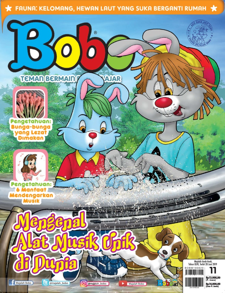 Bobo Digital Magazine ED 11 June 2019