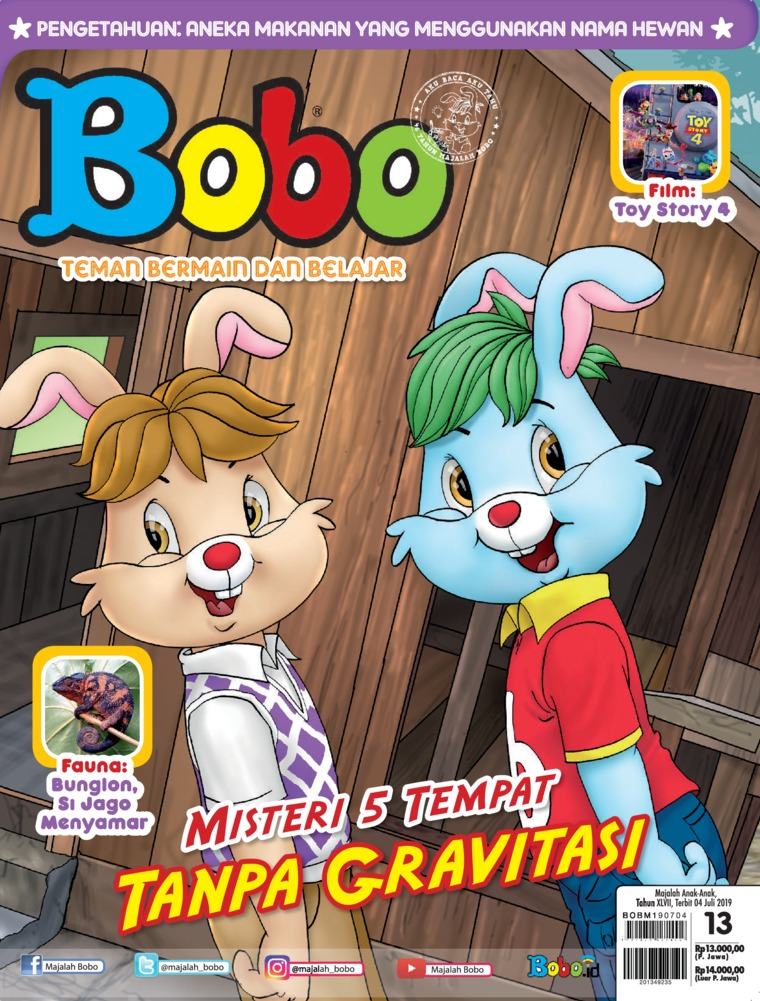 Bobo Digital Magazine ED 13 July 2019