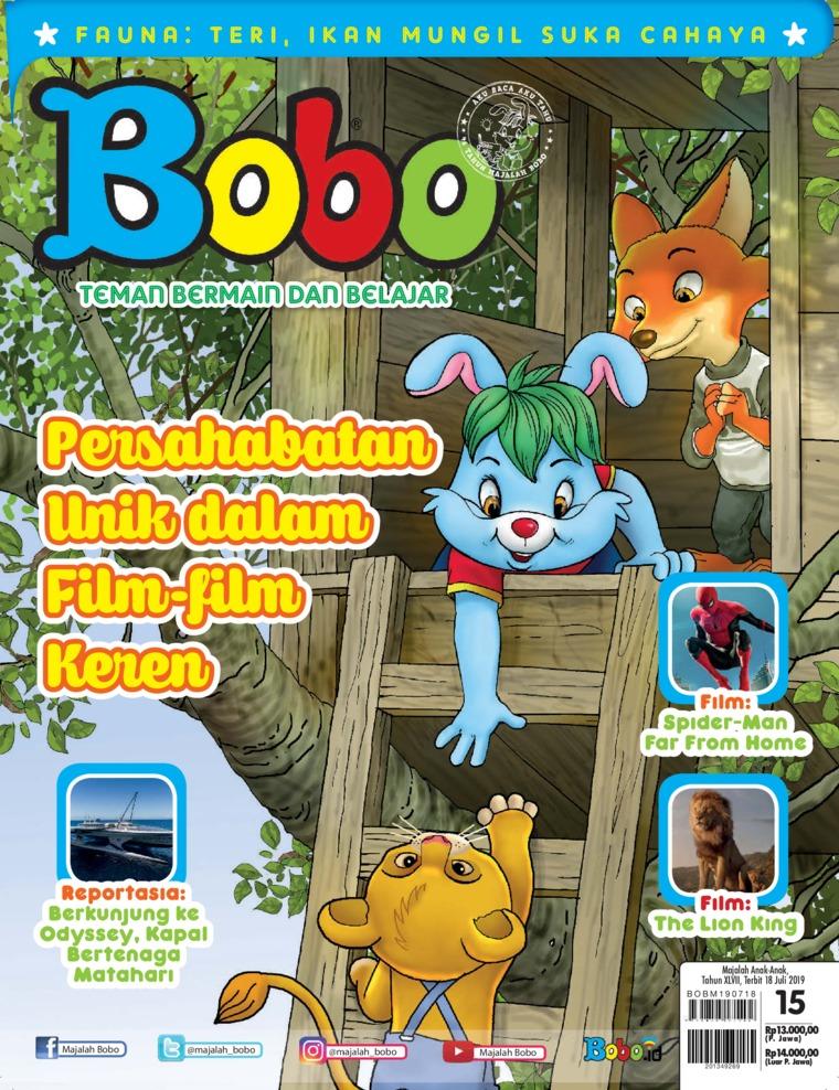 Bobo Digital Magazine ED 15 July 2019