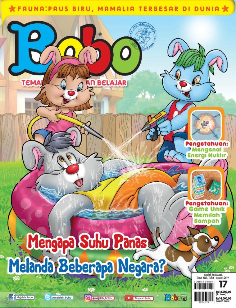 Bobo Digital Magazine ED 17 July 2019