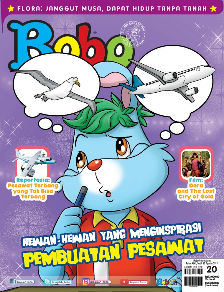 Bobo Digital Magazine ED 20 August 2019