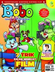 Cover Majalah Bobo ED 51 April 2018