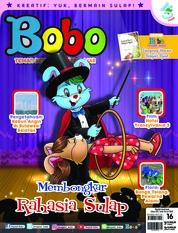 Cover Majalah Bobo ED 16 Juli 2018