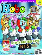 Cover Majalah Bobo ED 17 Agustus 2018