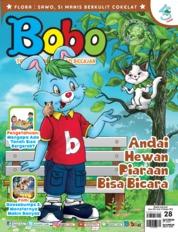Cover Majalah Bobo ED 28 Oktober 2018