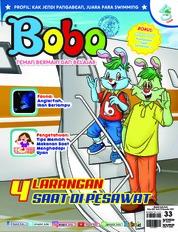 Cover Majalah Bobo ED 33 November 2018