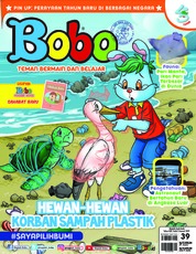 Cover Majalah Bobo ED 39 Januari 2019