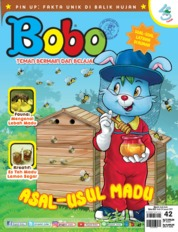 Bobo Magazine Cover ED 42 January 2019