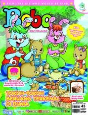 Cover Majalah Bobo ED 45 Februari 2019