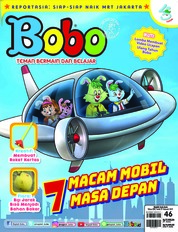 Bobo Magazine Cover ED 46 February 2019