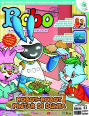Cover Majalah Bobo ED 51 Maret 2019