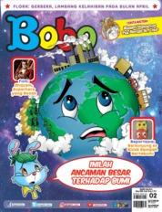 Cover Majalah Bobo ED 02 April 2019