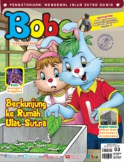 Cover Majalah Bobo ED 03 April 2019