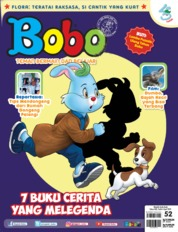 Bobo Magazine Cover ED 52 April 2019
