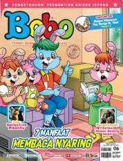 Cover Majalah Bobo ED 06 Mei 2019