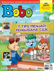 Bobo Magazine Cover ED 08 May 2019