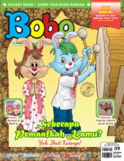 Bobo Magazine Cover ED 09 June 2019