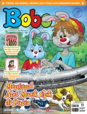 Bobo Magazine Cover ED 11 June 2019