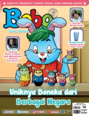 Bobo Magazine Cover ED 14 July 2019