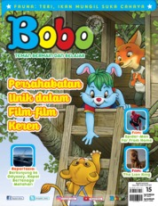 Bobo Magazine Cover ED 15 July 2019