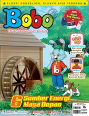 Bobo Magazine Cover ED 16 July 2019