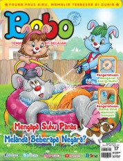 Bobo Magazine Cover ED 17 July 2019