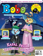 Bobo Magazine Cover ED 18 August 2019