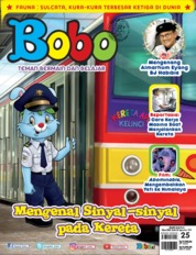Cover Majalah Bobo ED 25 September 2019