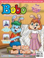 Bobo Magazine Cover ED 26 October 2019