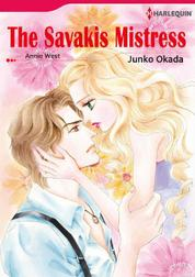 Cover THE SAVAKIS MISTRESS oleh Annie West