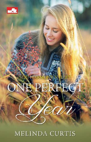 Buku Digital One Perfect Year oleh Melinda Curtis