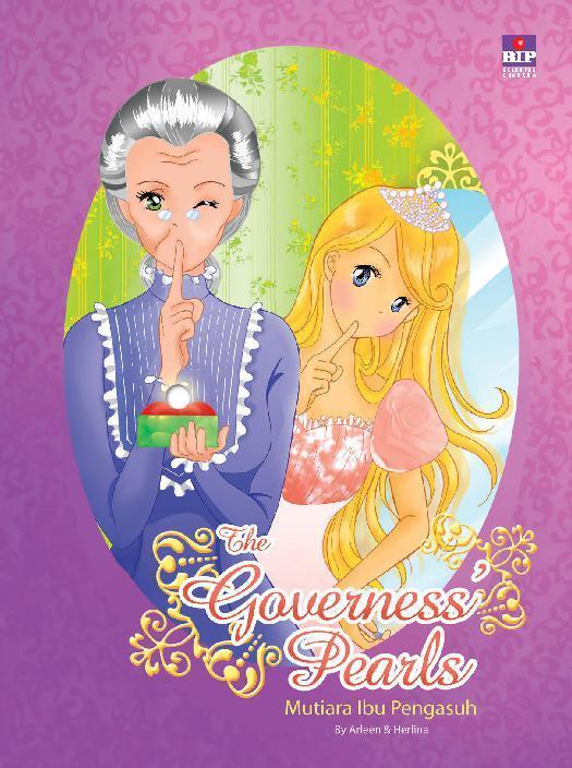 Buku Digital The Governess Pearls (Bilingual book) oleh Arleen A.