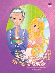 Cover The Governess Pearls (Bilingual book) oleh