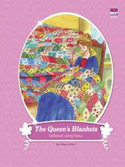 Cover The Queen's Blankets (Bilingual book) oleh