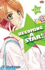 Becoming a Star #4 by Cover